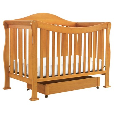 DaVinci Parker 4-in-1 Convertible Crib with Toddler Rail - Oak