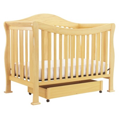 DaVinci Parker 4-in-1 Convertible Crib with Toddler Rail - Natural