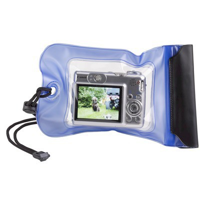 Waterproof Case for MP3 Players - Blue