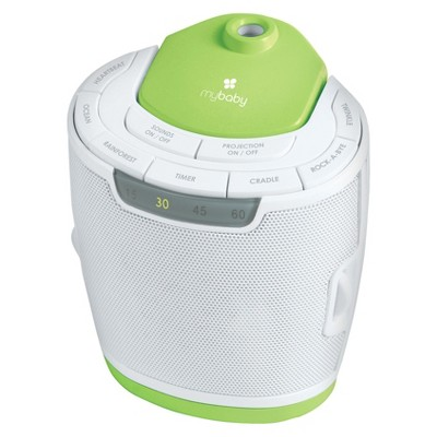 MyBaby by Homedics SoundSpa Sound Machine - Lullaby Relaxation Machine