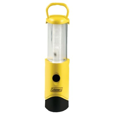 Coleman® MicroPacker™ LED Lantern- Yellow