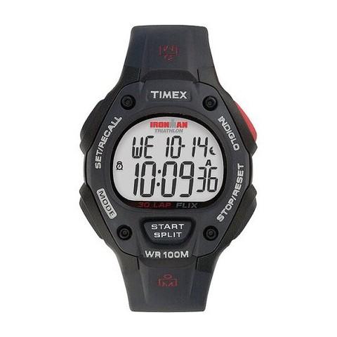 Timex® Sport Ironman Watch - Black