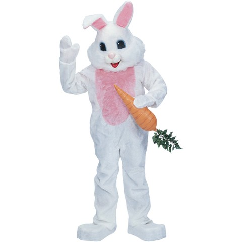 Adult Premium Complete Rabbit Costume - One Size Fits Most