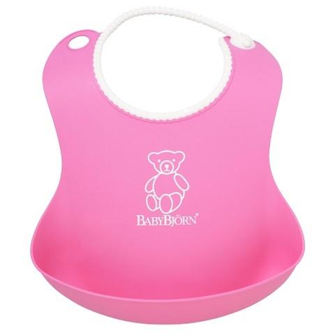 BabyBjörn Soft Baby Bib - Assorted Colors