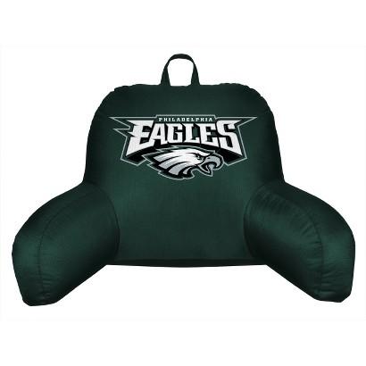 Philadelphia Eagles Bed Rest Pillow
