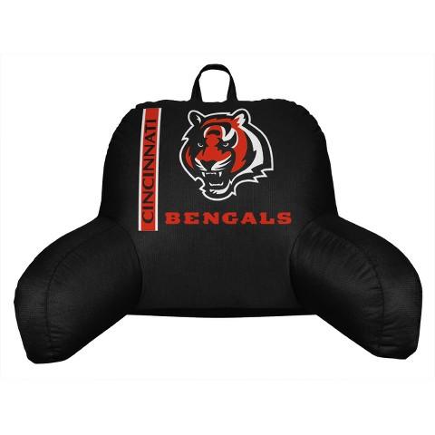 Cincinnati Bengals Bed Rest Pillow