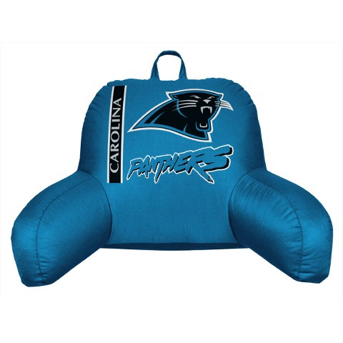 Carolina Panthers Bed Rest Pillow