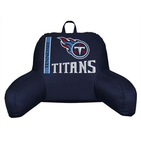 Tennessee Titans Bed Rest Pillow