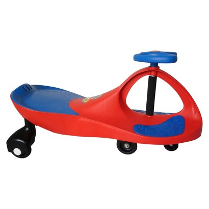 PlasmaCar Plasma Car Orange Blue Ride-On Vehicle