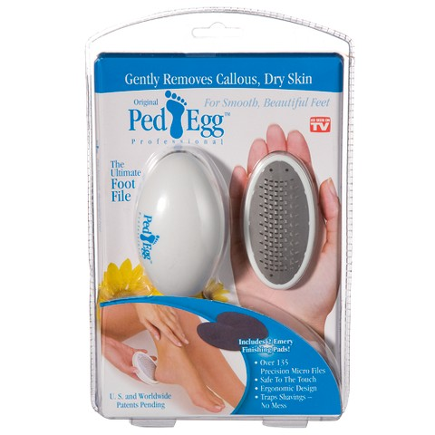 As Seen on TV Ped Egg Pro-Colors May Vary