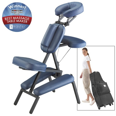 Professional Massage Chair - Royal Blue