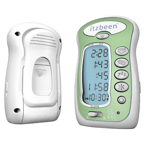 Itzbeen Baby Care Timer - Green