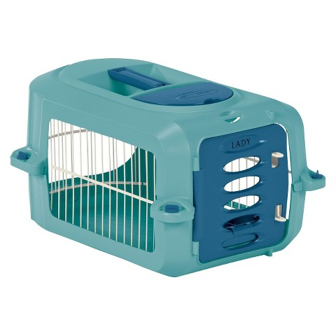 Suncast Round Pet Carrier - 19""