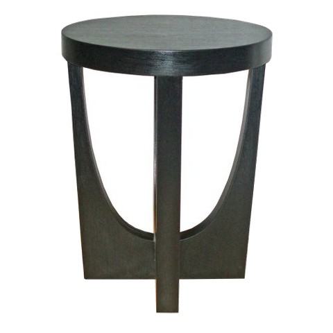 Modern Side Table - Black