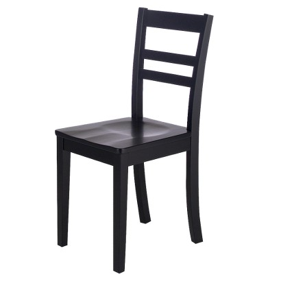 Braxton Chair - Soft Black