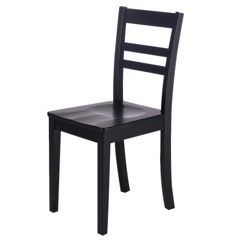 Braxton Chair - Soft Black