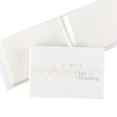 My Son's Wedding Album - Pearlescent