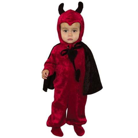Toddler Darling Devil Costume 2T-4T
