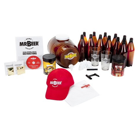 Mr. Beer Brewmaster's Microbrewery Kit