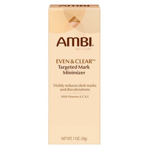 Ambi Even and Clear Targeted Mark Minimizer - 1 oz