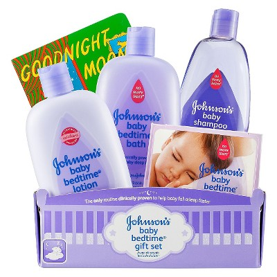 JOHNSONS     GOODNIGHT GIFT SET