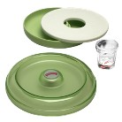 Margaritaville Salt and Lime Tray Set