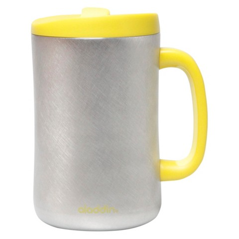 Senja Desktop Mug - Stainless Steel