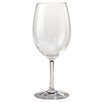 Polycarbonate Wine Glasses Set of 4