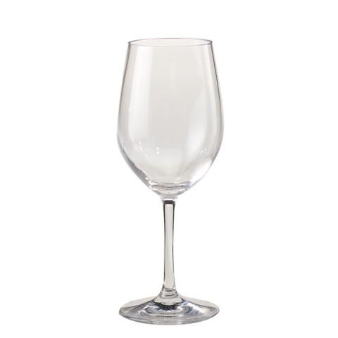 Polycarbonate White Wine Glasses Set of 4