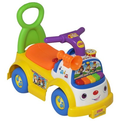 Fisher-Price® Little People Music Parade Ride-On