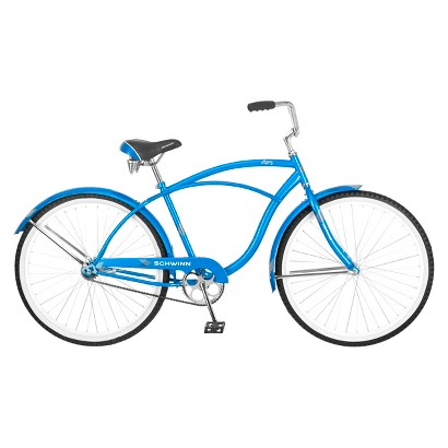 "Schwinn Mens Legacy 26"" Cruiser Bike - Blue"