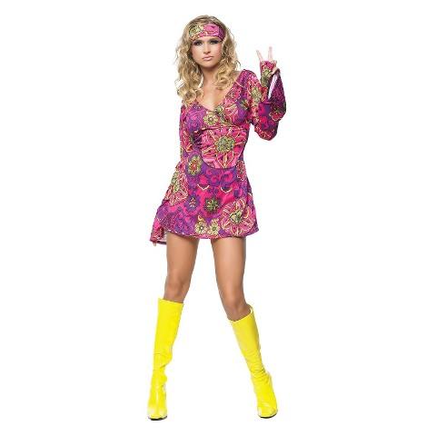 Women's Go Go Dress Costume