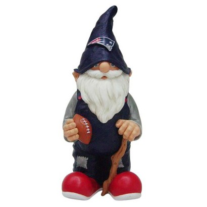 """New England Patriots Gnome - 11"""""""