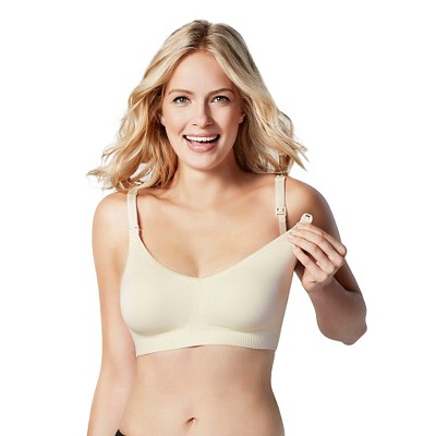 Bravado! Designs® Women's Body Silk Seamless Nursing Bra - Ivory M