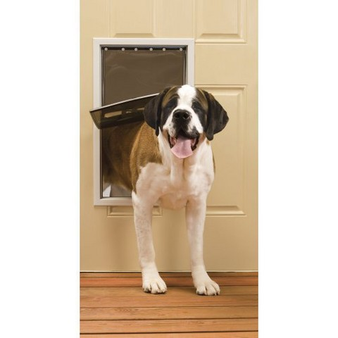 Freedom Pet Door - White (XL)