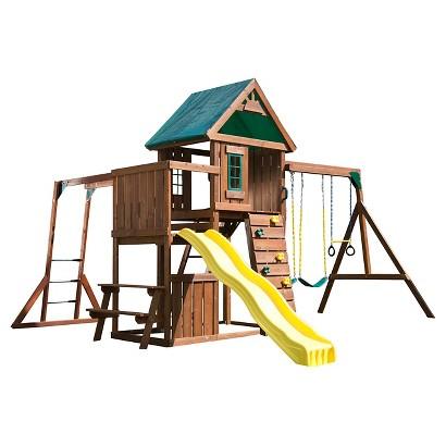 Swing-N-Slide Chesapeake Wooden Play Set Kit