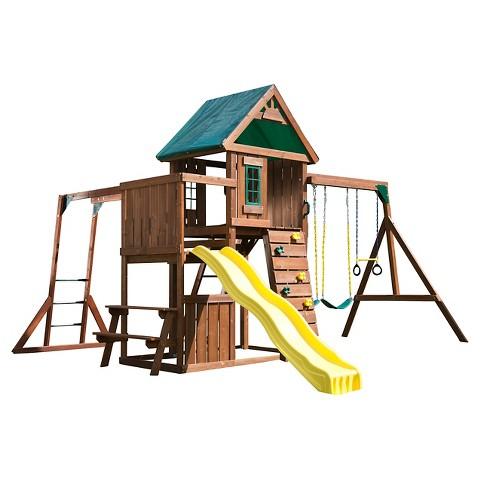 Swing N Slide Chesapeake Wooden Play Set Kit Target