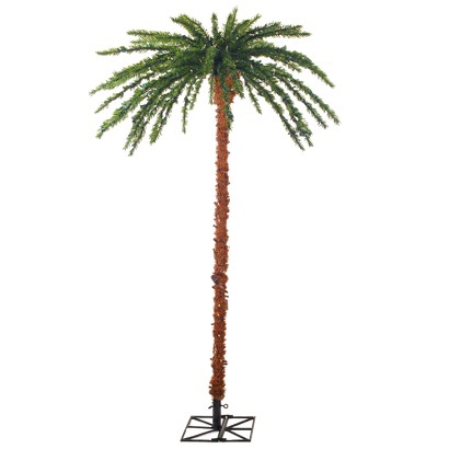 Lighted Palm Tree - 6'