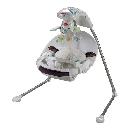 Fisher Price My Little Lamb Cradle N Swing Target