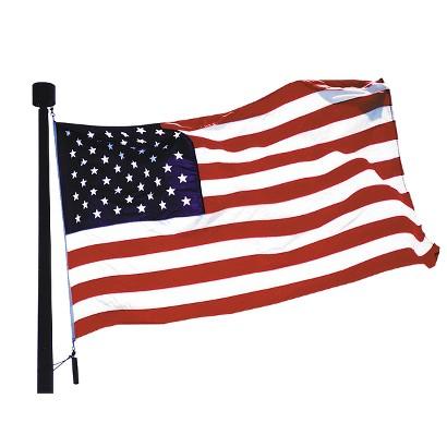Sun-Glo American Flag - 5' x 8'