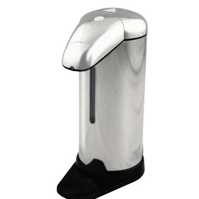 iTouchless 16oz Stainless Steel Automatic Sensor Soap Dispenser
