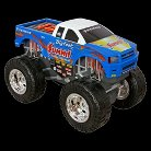 Road Rippers Monster Truck Bigfoot