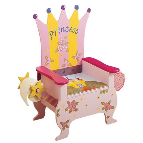 Teamson Toddler Potty Chair - Princess