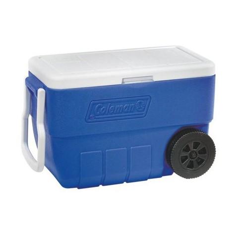 Coleman® 50 Quart  Wheeled Cooler