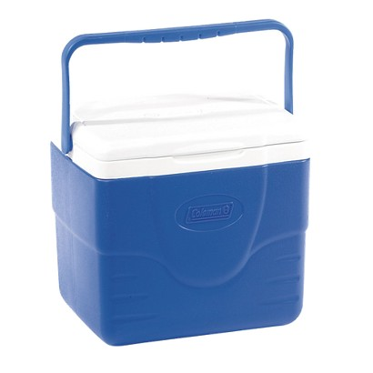 COLEMAN® EXCURSION® COOLER - BLUE (9 QUART)