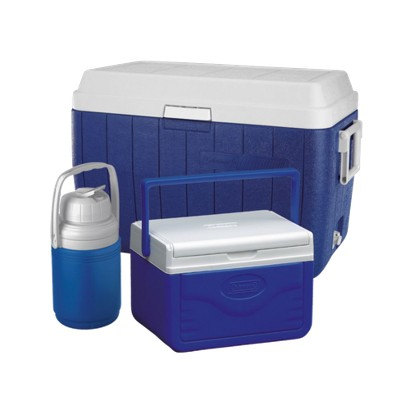 Coleman® 54 Qt. Blue Combo- 3-pc.