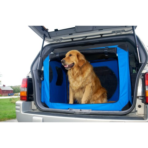 Blue Sky Deluxe Portable Soft Crate
