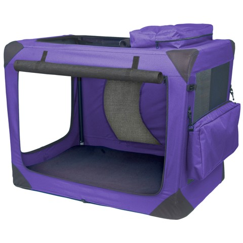 "Pet Gear Generation Ii 26.5"" Deluxe Portable Soft Crate"