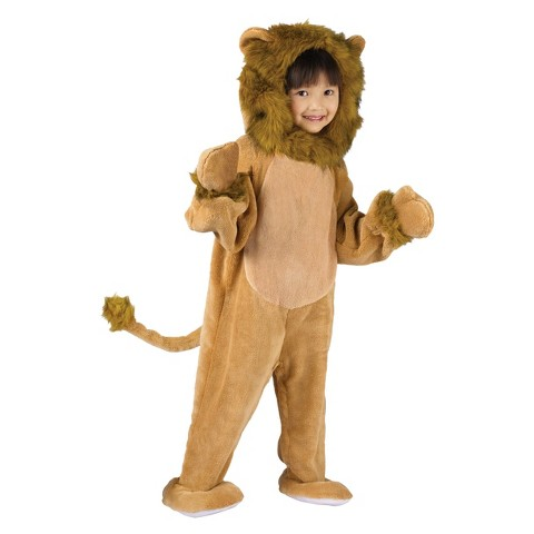 Infant/Toddler Cuddly Lion Costume