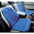 Wagan Magnetic Bubble Seat Cushion - Blue